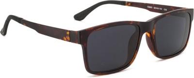 Rafa 2 in 1 Sunglasse and Frame Rectangular Sunglasses