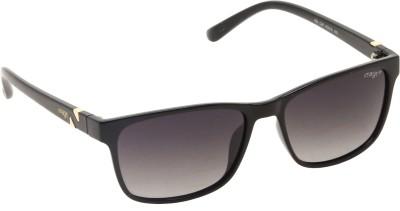 IMAGE IM-530-C2P Wayfarer Sunglasses(Black)