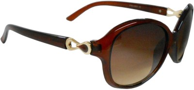 SABREEN Oval Sunglasses