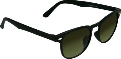 Garmor (8903522114588 /Black Color Black Frame) Wayfarer Sunglasses