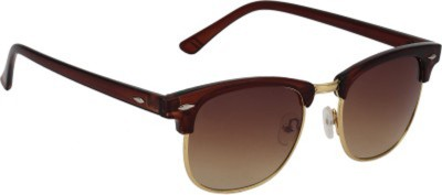 Saugat Traders Clubmaster Wayfarer Sunglasses