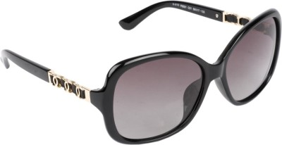 Xross X-010-C01-58 Polarized Over-sized Sunglasses