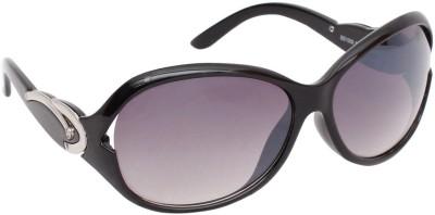 Bling Oval Sunglasses