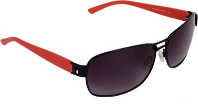 Xross X-003-C1-63 Rectangular Sunglasses