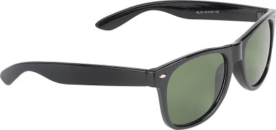 Fashion Hikes Solid Appeal Wayfarer Sunglasses