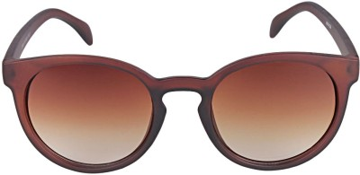 HDClair Basic Make Round Sunglasses
