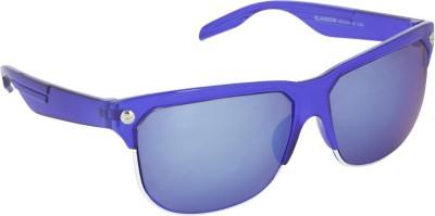 Khwaish Glasgow Wayfarer Sunglasses