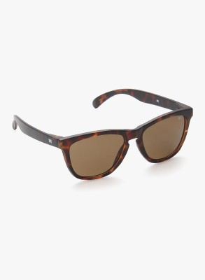 MTV 116-C12 Wayfarer Sunglasses(Brown)