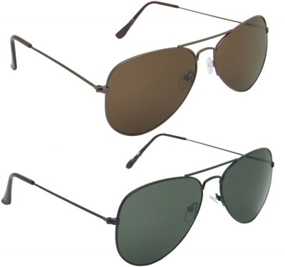 Blackburn AviatorBB8-BB4 Aviator Spectacle  Sunglasses(For Boys)