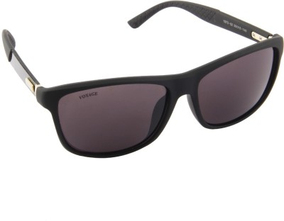 Voyage MG536 Wayfarer Sunglasses(Black)