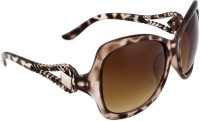 Stylemax ST-999999-004 Cat-eye Sunglasses(Brown)