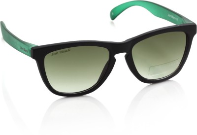 Joe Black JB-555-C8 Wayfarer Sunglasses(Green)