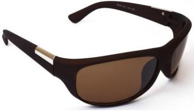 Suiss Blanc Wrap-around Sunglasses