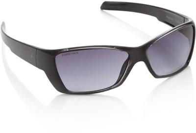 Fastrack P182BK2F Rectangular Sunglasses(Violet)