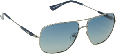 IMAGE IM-536-C3P Rectangular Sunglasses(Blue)