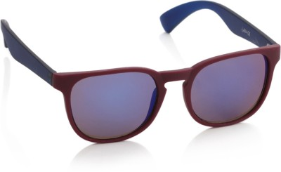 Joe Black JB-511-C5 Wayfarer Sunglasses(Violet)