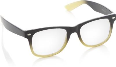 Rockford RF-074-C13 Wayfarer Sunglasses(Clear)