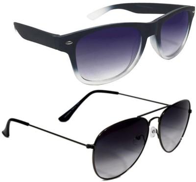 Epic Ink Aviator, Wayfarer Sunglasses
