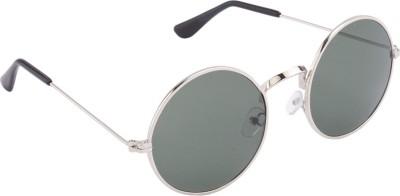 Opticalplaza rounded Round Sunglasses