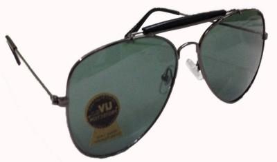 MIT Sunglasses Double Bar Aviator Sunglasses
