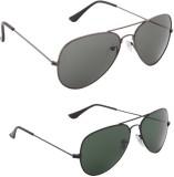 VIJEX 6507 | 6550 Aviator Sunglasses (Fo...