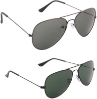 VIJEX 6507 | 6550 Aviator Sunglasses(For Boys)