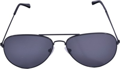 Lens Aviator Sunglasses