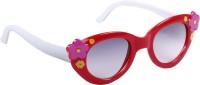 Olvin OL421-02 Oval Sunglasses(For Boys)