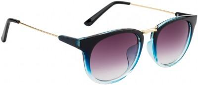 O Positive Awesome Round Sunglasses
