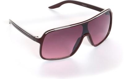 Louis Philippe Gentlemen Collection Wrap-around Sunglasses