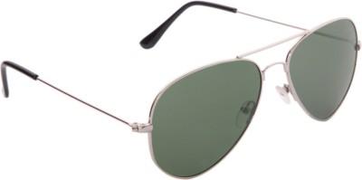 Gansta Polarised Aviator Sunglasses