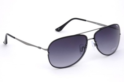 IMAGE IMS498C2SG Aviator Sunglasses(Grey)