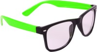 Camerii IFW5A Rectangular Sunglasses(Clear)