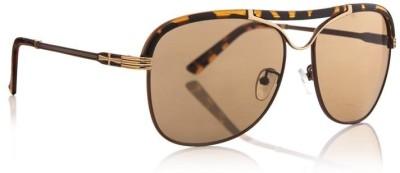 De Rene De Rene Top Cat Sunglasses Round Sunglasses