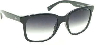 IDEE IDEE-S1988-C1 Wayfarer Sunglasses(Black)