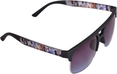 Urbanware DSF 2209 Wayfarer Sunglasses(Violet)