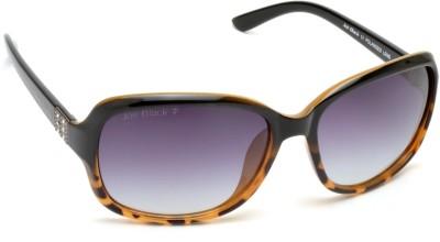 Joe Black JB-819-C4P Over-sized Sunglasses(Violet)