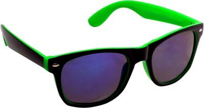 Floyd 4302_GRN_MERCURY Wayfarer Sunglasses(Blue)