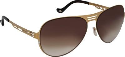 Ciemme Oval Sunglasses