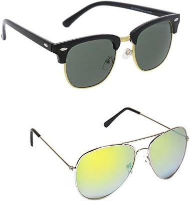 Thump Wayfarer, Aviator Sunglasses