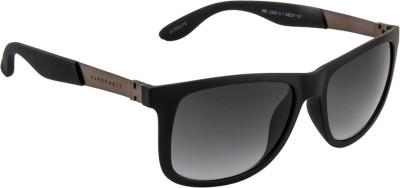 Farenheit FA-2306-C1 Wayfarer Sunglasses(Grey)