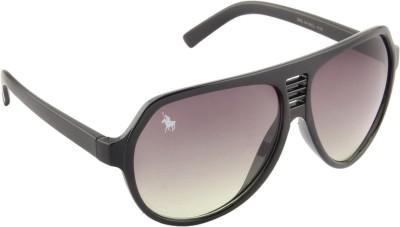 Royal County Of Berkshire Polo Club POCA-3 Over-sized Sunglasses