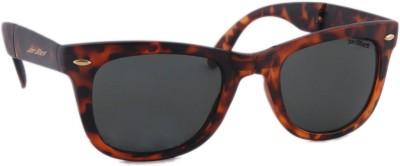 Joe Black JB-702-C4 Wayfarer Sunglasses(Green)