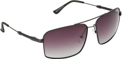 IMAGE S492-C1p Rectangular Sunglasses(Brown)