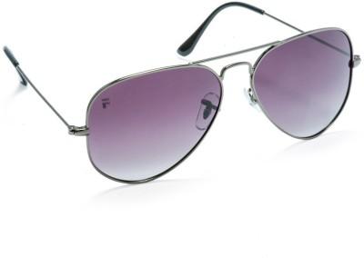 Force Polarized Sleek Aviator Sunglasses