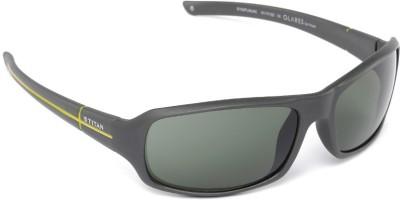 Glares by Titan G192PLMLMC Sports Sunglasses