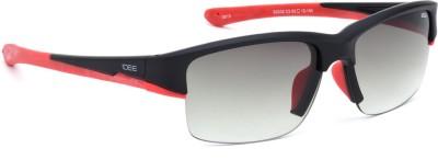 IDEE IDEE S2032 C2 63 Wayfarer Sunglasses(Grey)