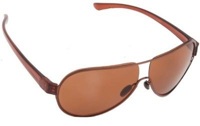 San Diego Polo Club Aviator Sunglasses