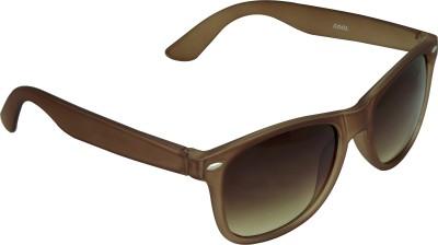 Garmor (8903522114793 /Brown Color Brown Frame) Wayfarer Sunglasses