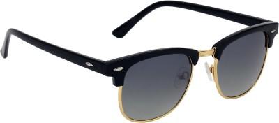 Fave FV014F02 Wayfarer Sunglasses(Grey)